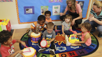 preschool music program in Vero Beach, FL
