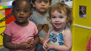 Kids in preschool in Okeechobee, FL